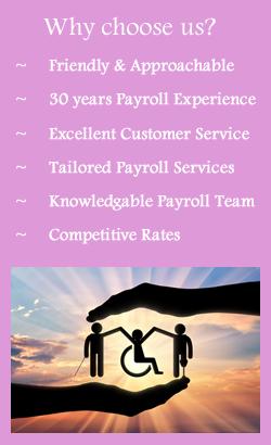 Payroll direct payment scheme