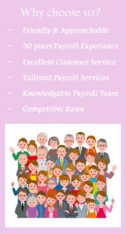 Payroll service Bradford Community Payroll