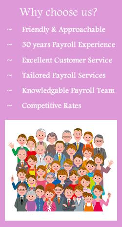 Payroll service, Bradford Community Payroll