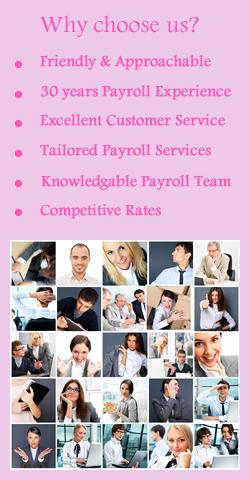 Payroll service from Bradford Community Payroll