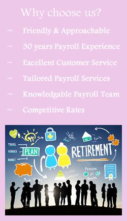 Pension auto-enrolment service