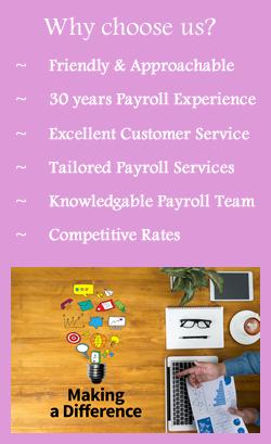 Quality paroll service testimonials